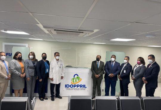 IDOPPRIL instala dos nuevos módulos de atención a sus afiliados en Santiago