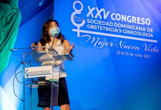 Dra. Elsie Koh, radióloga intervencionista habla sobre la a embolización de fibromas